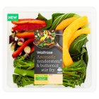 Waitrose Tenderstem & Butternut Stir Fry - 200g