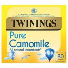 Twinings pure camomile 80 tea bags - 120g