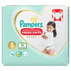 Pampers Active Fit Nappy Pants - 30s Size 5