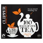 Clipper Everyday Tea - 160 Bags - 500g