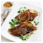 British Beef Bone in Fillet Steak - 350g
