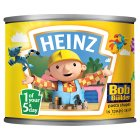 Heinz Bob the builder pasta shapes