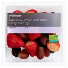 Waitrose strawberry, grape, blueberry & blackberry - 240g
