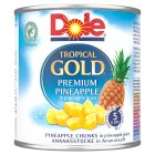 Dole Tropical Gold Pineapple Chunks - drained 272g