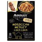 Ainsley Harriott Moroccan medley cous cous - 100g Brand Price Match - Checked Tesco.com 14/04/2014