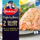 Birds Eye Bake To Perfection 2 wild pink salmon fillets - 280g Brand Price Match - Checked Tesco.com 20/07/2016