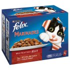 Felix 'marinades' 12 pouches  - meat selection in jelly - 12x100g