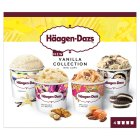Häagen-Dazs Vanilla Collection - 4x100ml Introductory Offer
