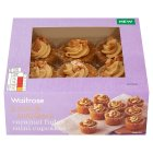 Waitrose caramel fudge mini cupcakes - 9s