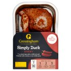 Gressingham 2 sticky duck legs with chilli - 500g Brand Price Match - Checked Tesco.com 23/07/2014