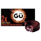 Gu Chocolate Puds Melting Middle Puds - 2x100g Brand Price Match - Checked Tesco.com 21/04/2014