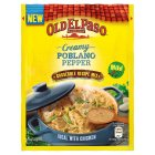 Old El Paso poblano pepper - 40g Brand Price Match - Checked Tesco.com 05/03/2014