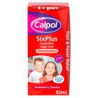 Calpol 6+ sugar free - 80ml Brand Price Match - Checked Tesco.com 23/04/2014