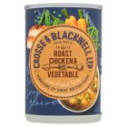 Crosse & Blackwell Best of British roast chicken & vegetable soup - 400g