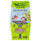 Waitrose Woodland friends colourful bird food - 1kg