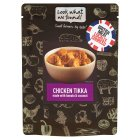 Look what we found! chicken tikka - 250g Brand Price Match - Checked Tesco.com 24/11/2014