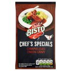Bisto chef's specials onion gravy - 25g Brand Price Match - Checked Tesco.com 23/07/2014