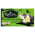 Mr Kipling Witches Hat Fancies - 8s Special Purchase