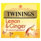 Twinings Revive & Revitalise - Lemon & Ginger