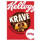 Kellogg's chocolate hazelnut krave - 375g Brand Price Match - Checked Tesco.com 27/08/2014