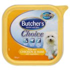 Butcher's Choice fresh chicken, ham & vegetables - 150g