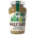Whole Earth Crunchy Peanut Butter - 454g