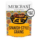 Merchant Gourmet Smoky Spanish Style Grains & Rice - 250g
