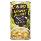 Heinz Farmers Market chicken & country vegetable soup