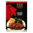 Red Lion Foods chunky steak - 392g