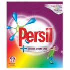 Persil colour 25 wash laundry powder