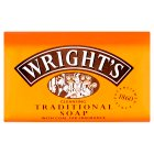Wright's traditional coal soap - 1 bar - 125g Brand Price Match - Checked Tesco.com 16/04/2014