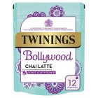 Twinings Bollywood chai latte 12 pyramids - 30g Introductory Offer