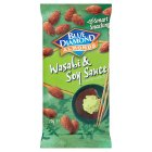 Blue Diamond almonds wasabi & soy sauce - 70g Brand Price Match - Checked Tesco.com 26/03/2015