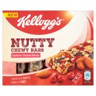 Kellogg's Nutty Chewy Bars Cranberries & Almond - 4x35g