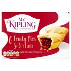 Mr Kipling Fruit pie selection - 6s