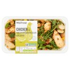Waitrose Good To Go chicken & bean salad - 270g