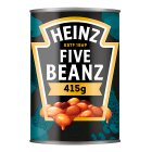 Heinz five beanz - 415g Brand Price Match - Checked Tesco.com 10/03/2014