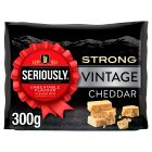 Seriously Strong Vintage Cheddar - 350g