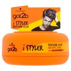 Got2b istylers texture clay - 75ml