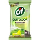 Cif Outdoor Furniture Wipes x15 - 15s