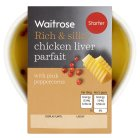 Waitrose chicken liver pâté - 80g