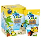 Vita Coco kids mango & pineapple - 4x180ml Introductory Offer