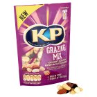 KP grazing mix yoghurt coated raisin & nut crunch - 125g Brand Price Match - Checked Tesco.com 14/04/2014