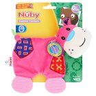 Nuby plush pal blanket -