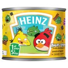 Heinz angry birds pasta shapes - 205g Brand Price Match - Checked Tesco.com 02/03/2015