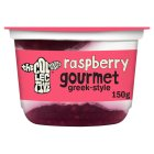 The Collective Raspberry Gourmet Live Yoghurt - 150g