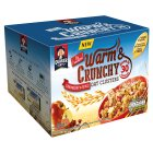 Quaker Oats Warm & Crunchy Cranberry Apple Oat Clusters - 384g New Line