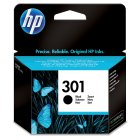 HP 301 black ink cartridge - each