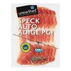 Unearthed Special Range speck also adige P.G.I, 5 slices - 80g