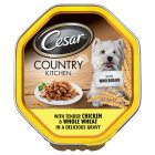 Cesar country kitchen chicken &whole wheat - 150g
